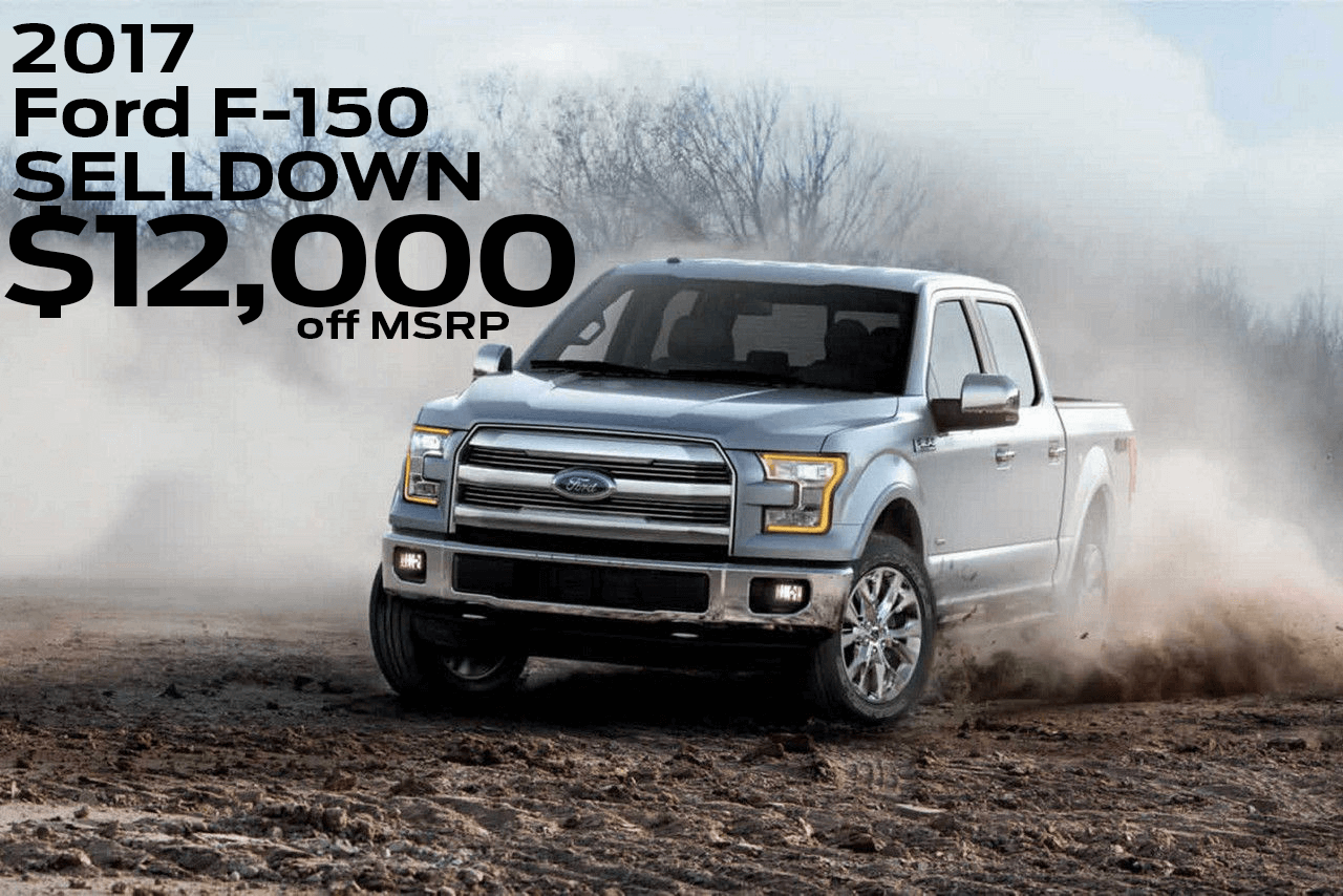 Shop the new 2017 Ford F-150 XLT in Bismarck
