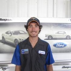 Jeremy Ness of Eide Ford