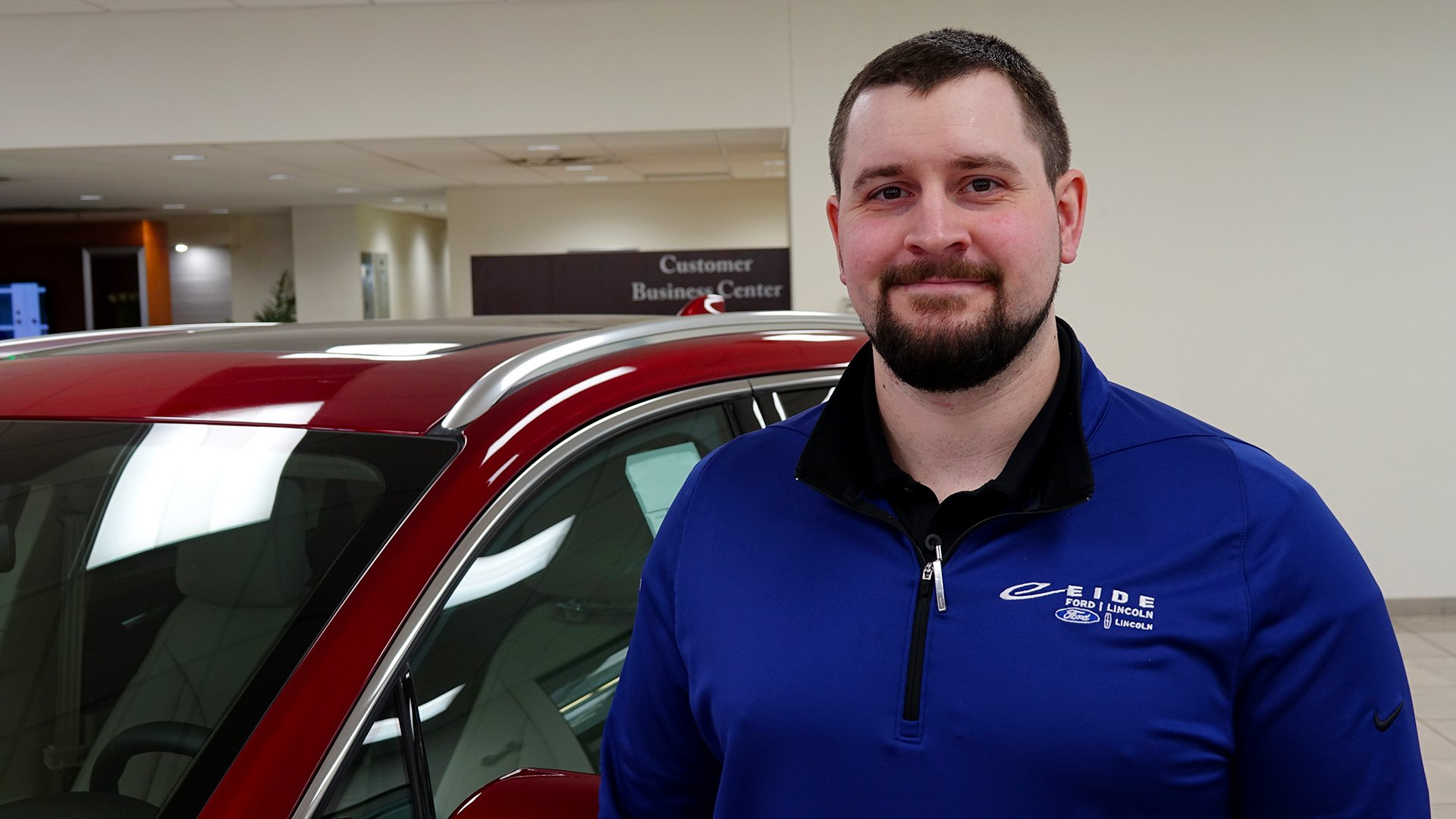 Meet Ben Mayher at Eide Ford