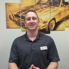 Salesman of the Month Nate LaChance