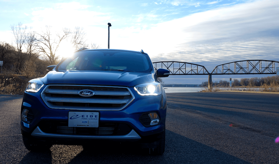 The 2018 Ford Escape in North Dakota