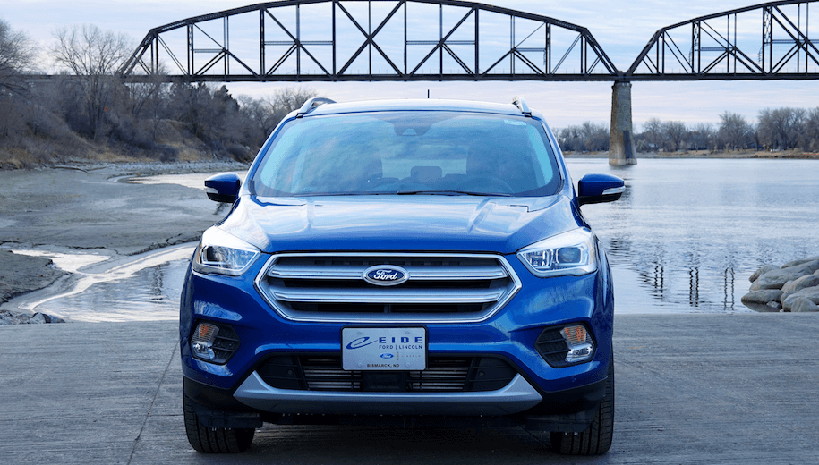 Design and Styling of the new 2018 Ford Escape in Bismarck.