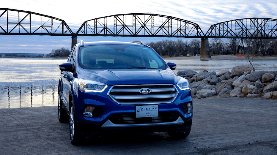 North Dakota 2018 Ford Escape