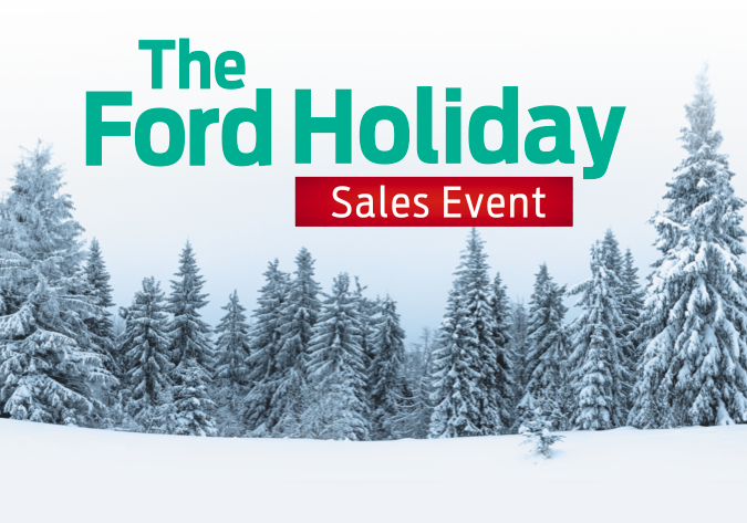 Ford Holiday Sales Event