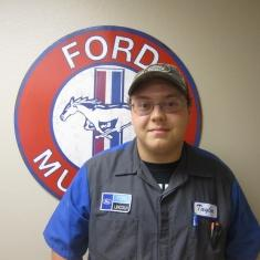 Taylor Pennington is Eide Ford's Employee of the Month!