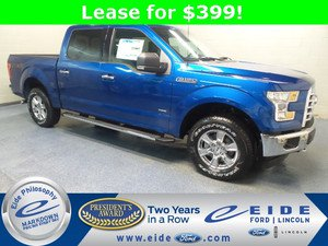 2017 Ford F-150 XLT Chrome in Bismarck, ND