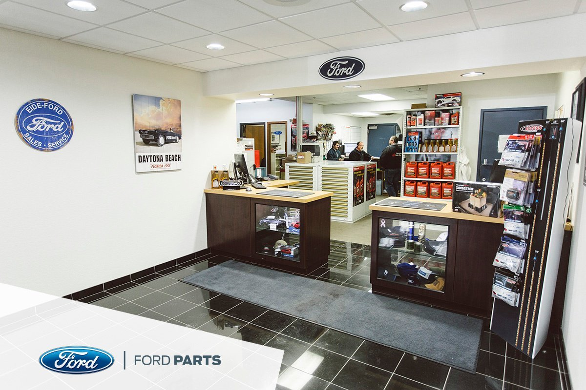 Eide Ford Bismarck >> 3 things to know about the Parts Department at Eide Ford ...