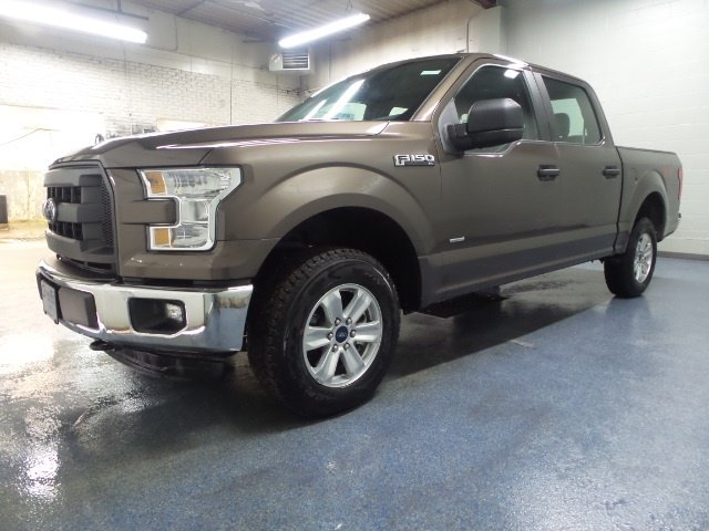New 2016 Ford F-150 XL in Bismarck ND