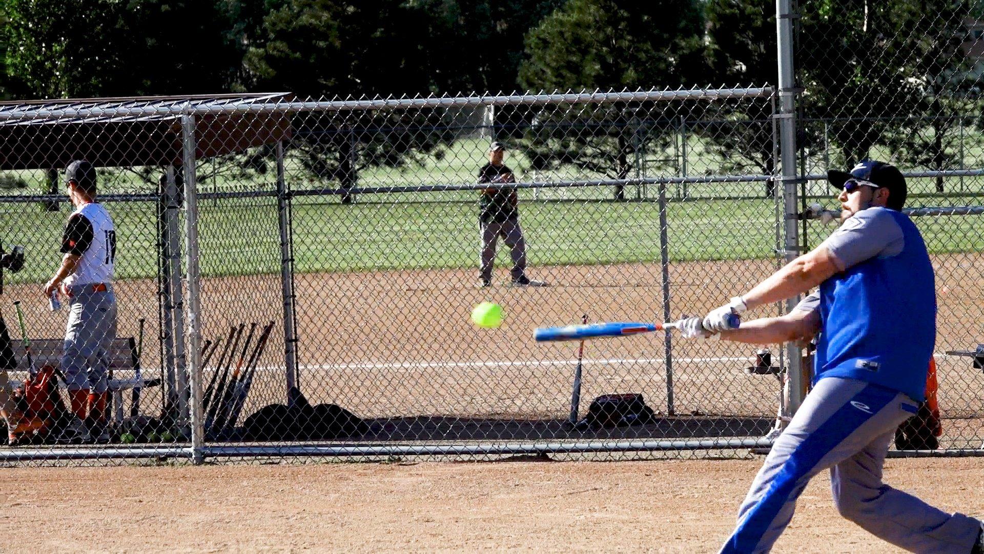 Eide Ford softball