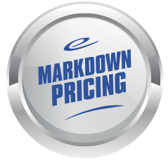 MARKDOWN PRICING EVERY DAY