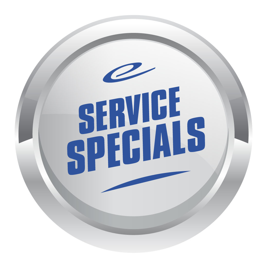 See our Service Specials