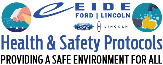 Eide Ford Health and Safety Protocols