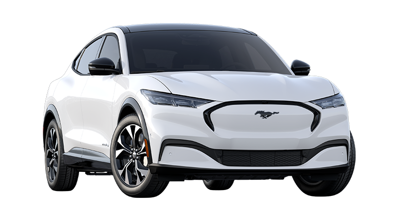 2021 Mustang Mach E Premium