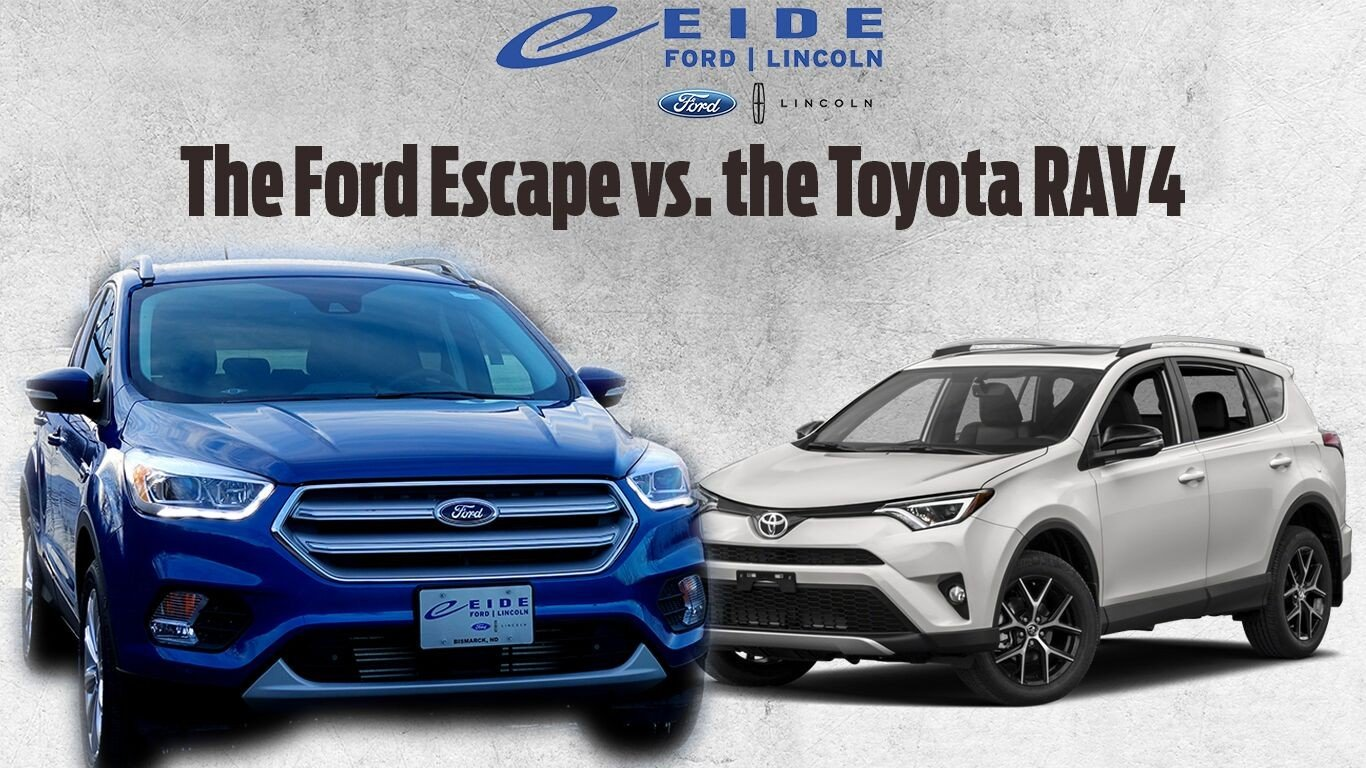 escape vs rav4