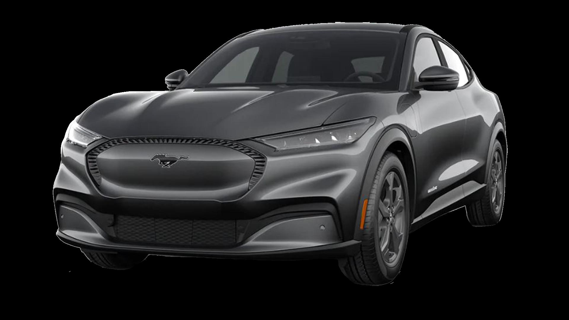 2021 Mustang Mach E Select