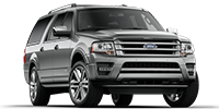 silver ford expedition suv
