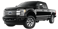 black ford f250 super duty truck