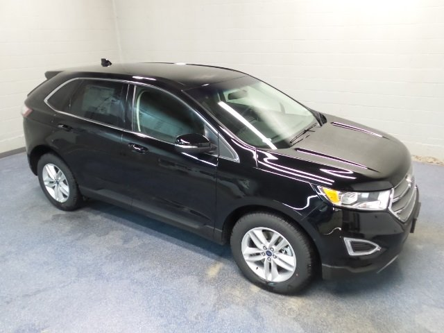 Lease This  Black Ford Edge Sel