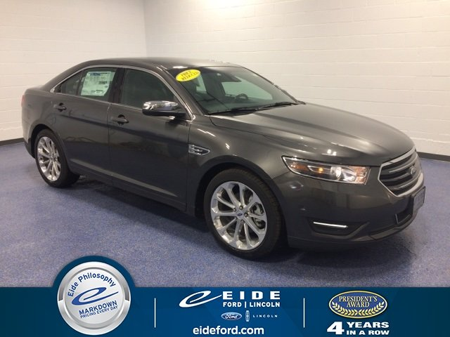 Lease this 2018, Gray, Ford, Taurus, Limited