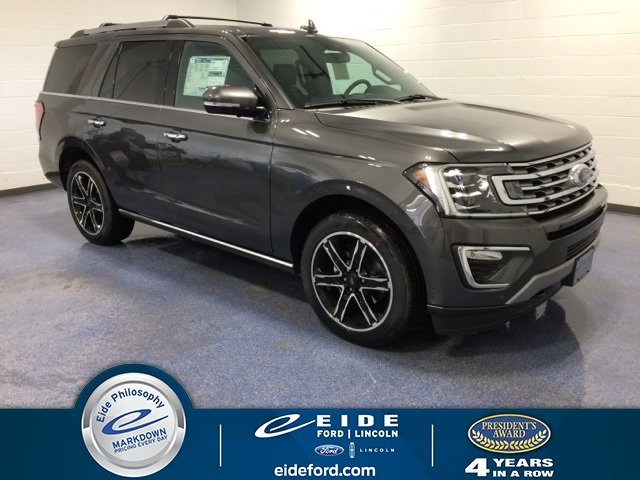 Lease this 2020, Gray, Ford, Expedition, Limited