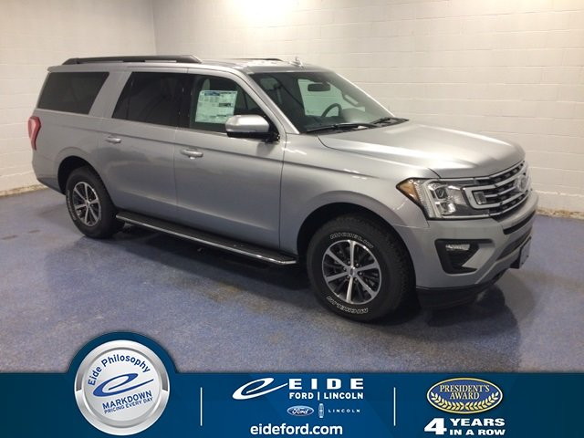 Lease this 2020, Silver, Ford, Expedition Max, XLT