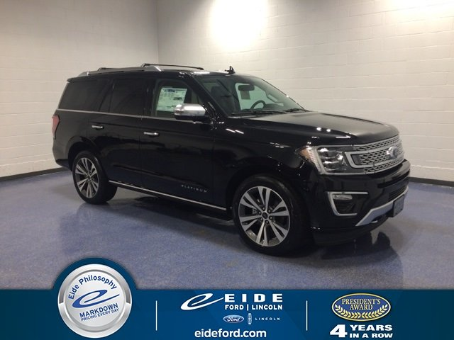 Lease this 2020, Black, Ford, Expedition, Platinum