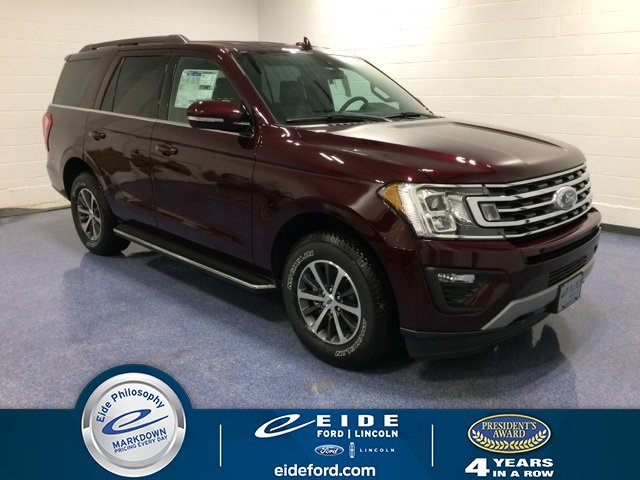 Lease this 2020, Red, Ford, Expedition, XLT