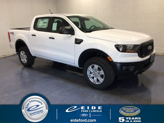 Lease this 2020, White, Ford, Ranger, XL
