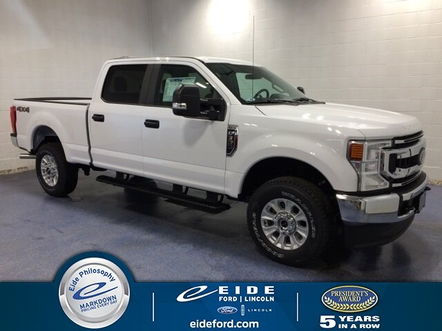 Lease this 2020, White, Ford, Super Duty F-350, SRW XL
