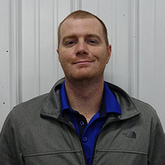 Fleet and Diesel Shop Manager Brett Fuller in Fleet and Diesel Service at Eide Ford Lincoln