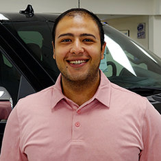 Sales Consultant Nadheer Abddo in Sales at Eide Ford Lincoln