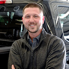 Sales Consultant Sheldon Noll in Sales at Eide Ford Lincoln