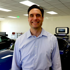 Marketing Director Justin Harmon in Management at Eide Ford Lincoln