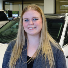 Sales Consultant Savonnah Haselhorst in Sales at Eide Ford Lincoln