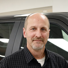 Sales Consultant Dave Boehm in Sales at Eide Ford Lincoln