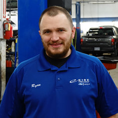 Corporate Fixed Operations Director Ryan Else in Management at Eide Ford Lincoln
