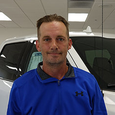 Lot Manager Bill Malcolm in Sales at Eide Ford Lincoln