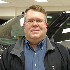 SALES CONSULTANT Marlin Larson in Sales at Eide Ford Lincoln