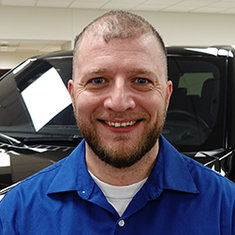 Sales Consultant Ryan Hartl in Sales at Eide Ford Lincoln