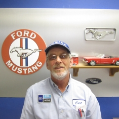 Lot Manager Curtis Sheelar in Sales at Eide Ford Lincoln