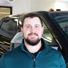 Business Manager Ben Mayher in Sales at Eide Ford Lincoln