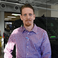 Finance Director Jamie Jeter in Sales at Eide Ford Lincoln