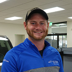 Sales Consultant Dalton Enger in Sales at Eide Ford Lincoln