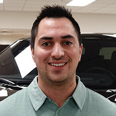 Sales Consultant Joe Ortegon in Sales at Eide Ford Lincoln