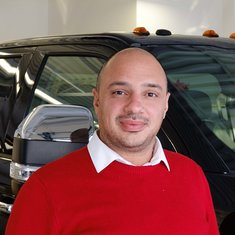 Internet Sales Specialist Steve Polidano in Sales at Eide Ford Lincoln