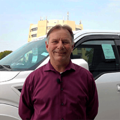 President/General Manager Lamonte Mikesh in Sales at Eide Ford Lincoln