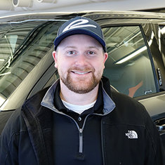 Sales Consultant Brett Mayher in Sales at Eide Ford Lincoln