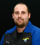 Technician Perry Chance in Technicians at Duval Ford