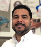 Sales Manager Rafael Delgado in Administration at Duval Ford