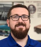 Service Advisor Michael Gigante in Service at Duval Ford